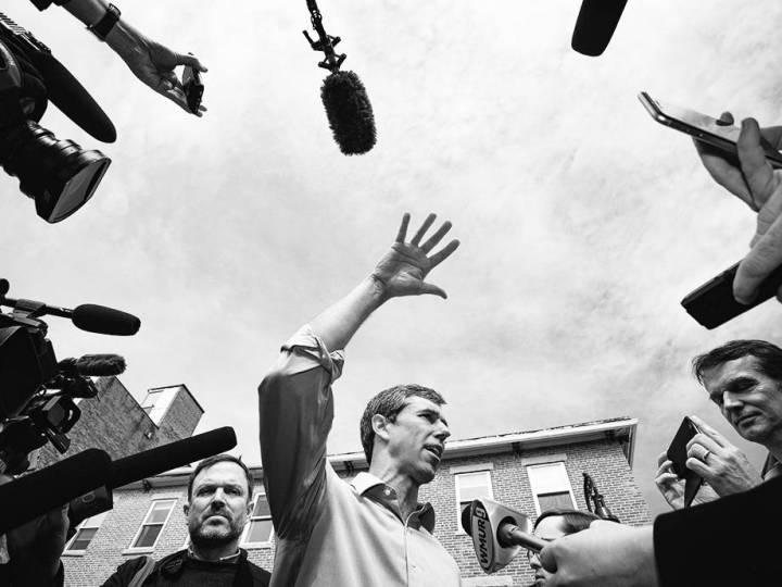 Beto, the Cameras and El Paso