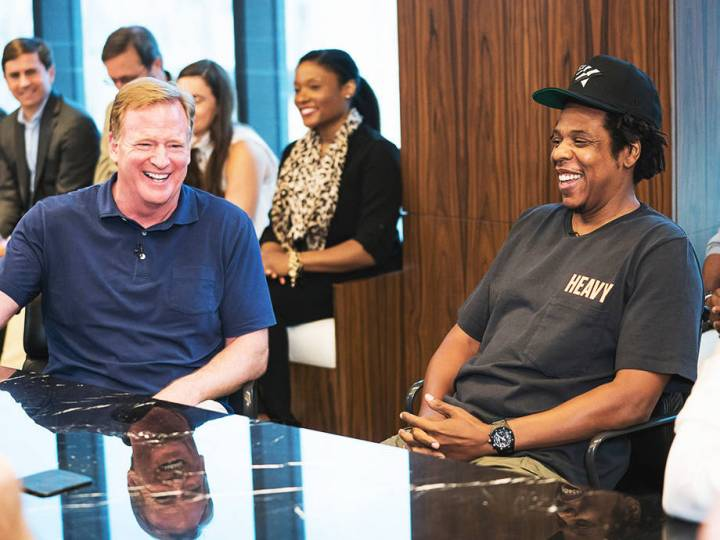 Jay-Z's New NFL Deal Is a Gut Punch