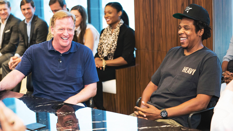 Jay-Z NFL Colin Kaepernick