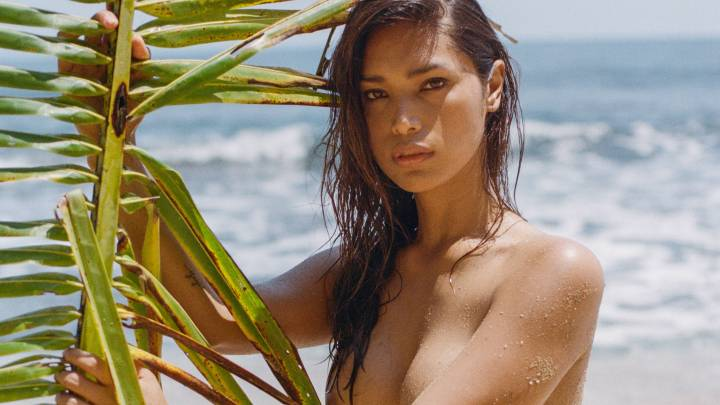A Sandy Summer With Geena Rocero