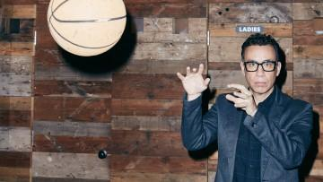 Fred Armisen, Man of Many Personas, Shows a Different Side of Himself