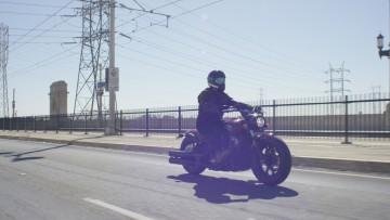 Test-driving a 2018 Indian Scout Bobber