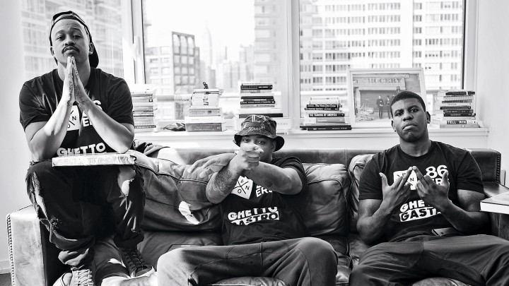 Ghetto Gastro: Hip-Hop Meets Haute Cuisine