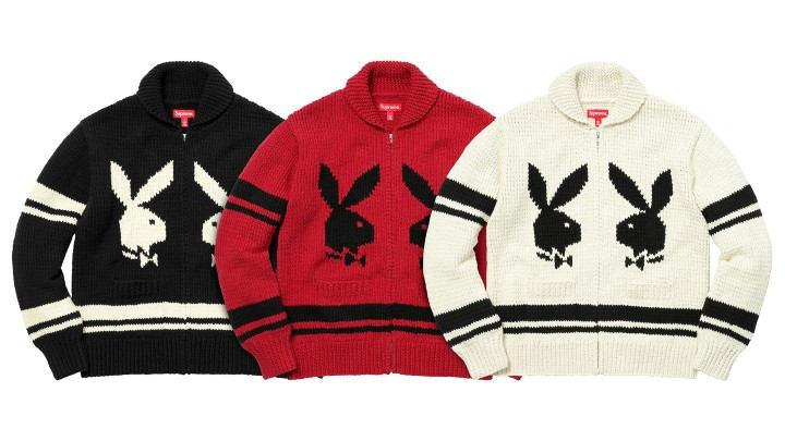 Supreme x Playboy Returns for the 2017 Fall/Winter Season