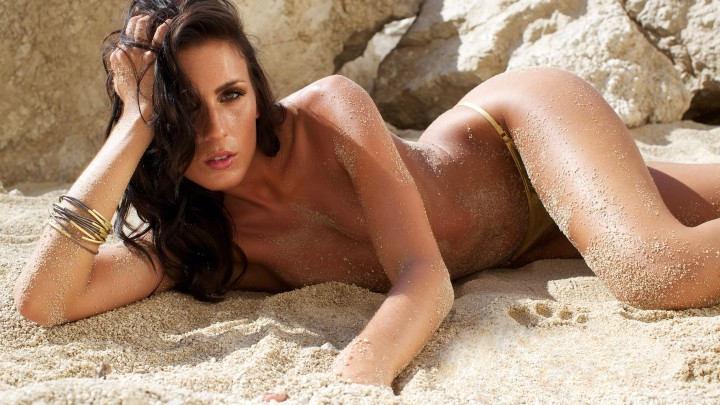 Go Greek With Playboy Germany's Barbora Kuzmiakova