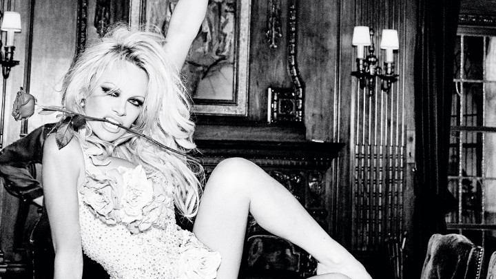 Pamela Anderson Can't Be Tamed