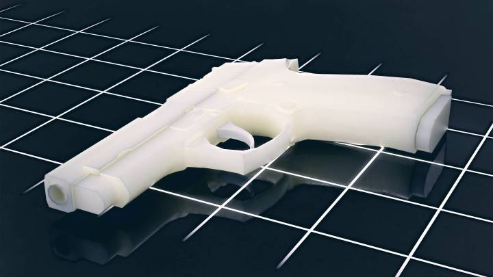 What Will Happen When People Can 3-D Print Their Own Guns?