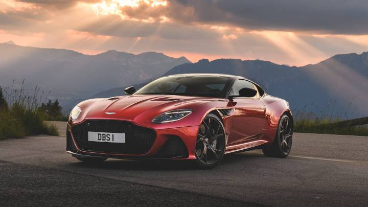 Germany Through the Piercing Eyes of Aston Martin