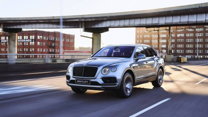 Dreaming About the 2019 Bentley Bentayga V8