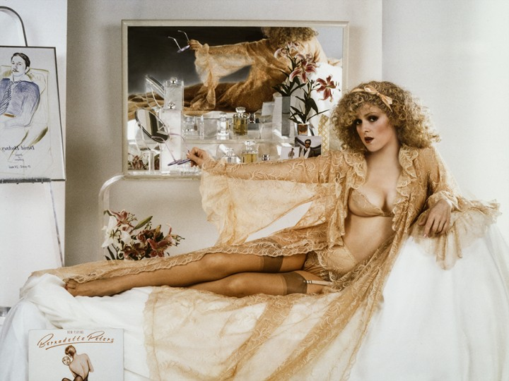 Knack for Nostalgia Starring Bernadette Peters
