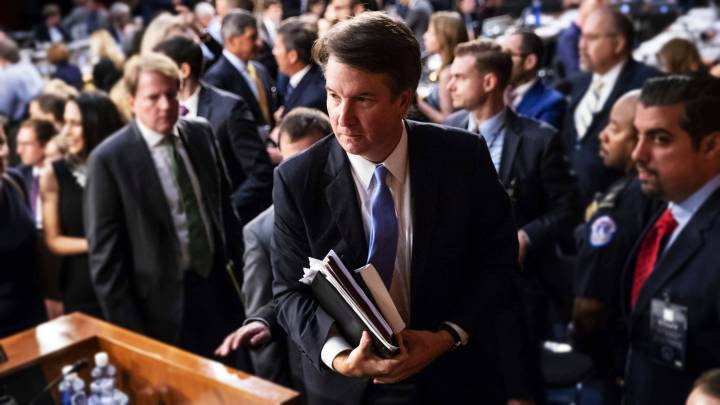 With Brett Kavanaugh Center Stage, Will Trump Give Him His Moment?