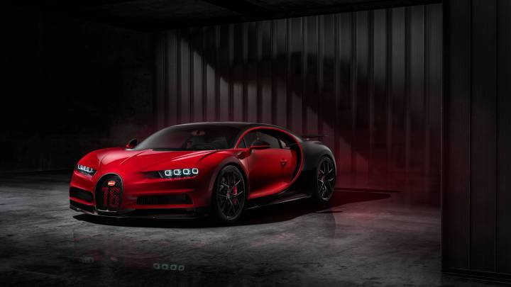 The Sexiest Ride on the Road? Driving Bugatti's $3 Million Chiron