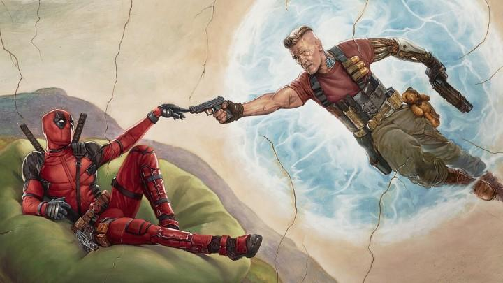 'Deadpool 2' Keeps the Jokes Flying—and the Body Parts, Too