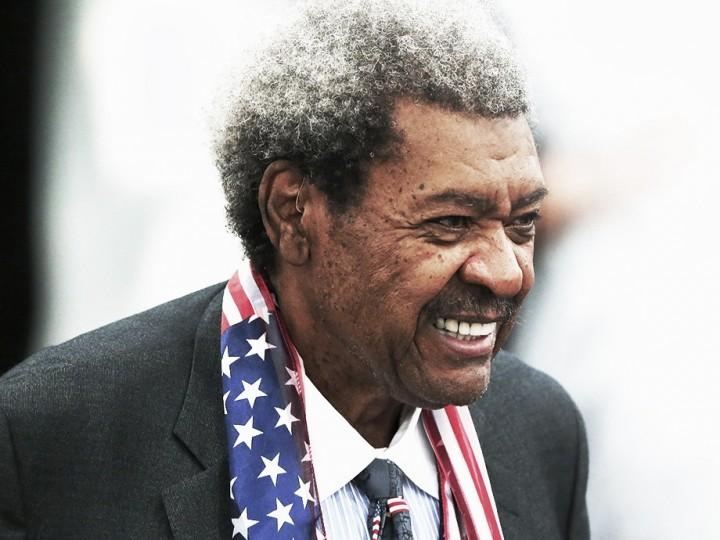Don King, Firmly in Trump's Corner, Is Still Fighting and (Mostly) Loud as Ever