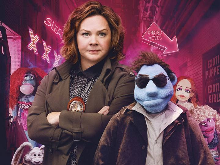 Want Puppet Sex? Melissa McCarthy's 'Happytime Murders' Has You Covered