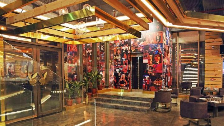 Playboy Café Delhi