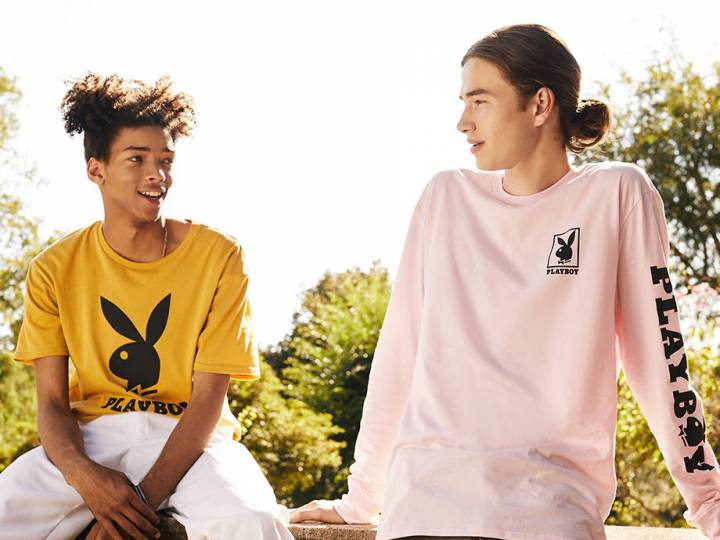 The PacSun x Playboy Exclusive Collection Has Arrived