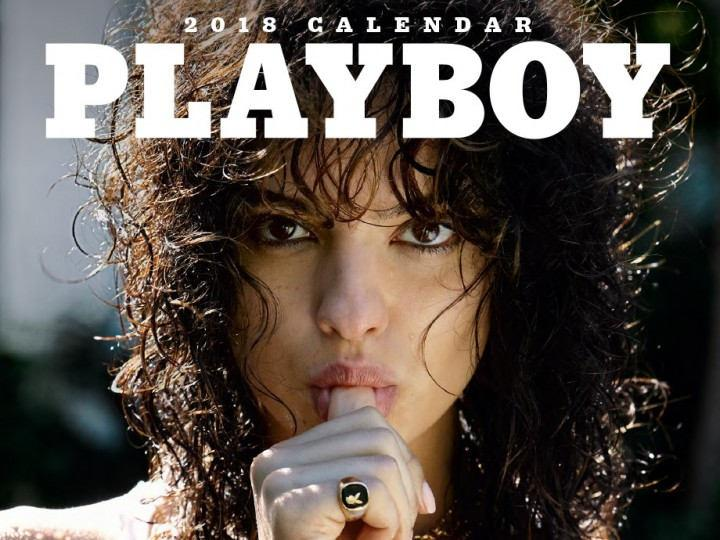 The Playmate as Pinup: Playboy's 2018 Calendar