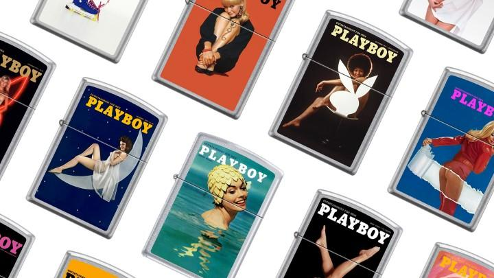 The Playboy Zippo: Burn Bright With a Little Help From the Rabbit