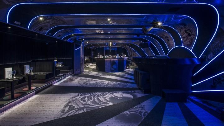 Opulent Design Rules Asia's Nightlife, and It's All Thanks to Ashley Sutton