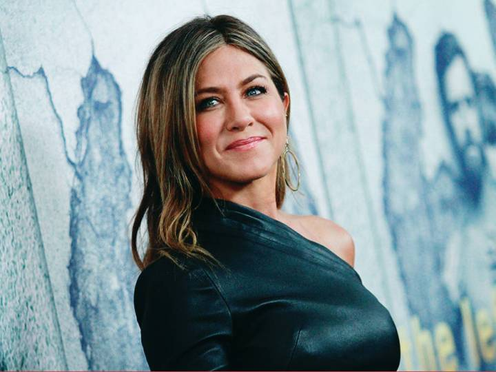 Jennifer Aniston Is a Secret Rebel