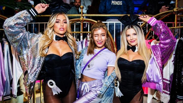 The Joyrich x Playboy SS18 Launch Party Sparkled in All the Right Ways