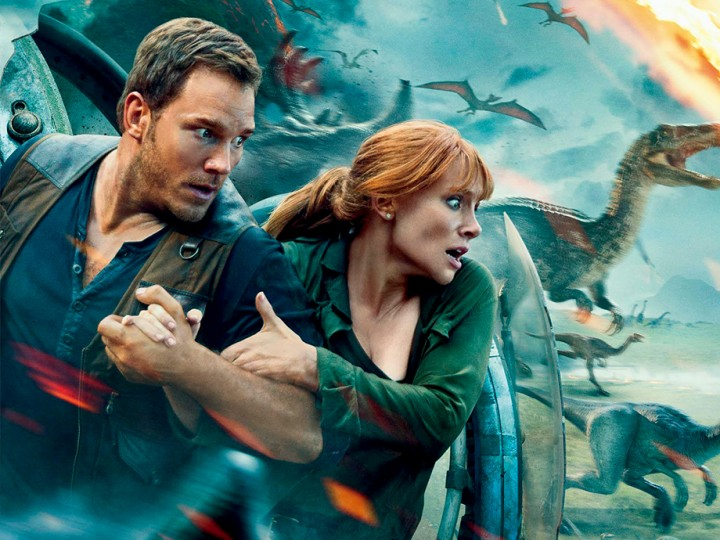 'Jurassic World: Fallen Kingdom' Has More on Its Mind Than Just Thrills