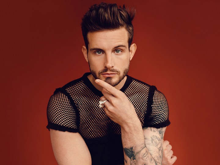 The Pride Series: The Beautiful, Messy World of Nico Tortorella's Sex, Sexuality and Gender