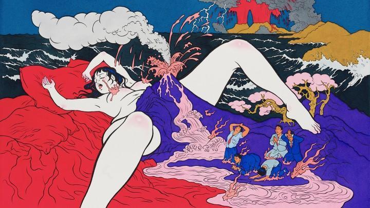 Manga is Reinvented in Pigo Lin's World of Fantastical Women