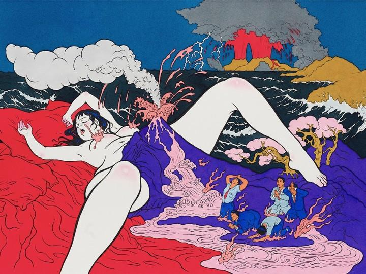 Manga is Reinvented in Pigo Lin's World of Fantastical Women