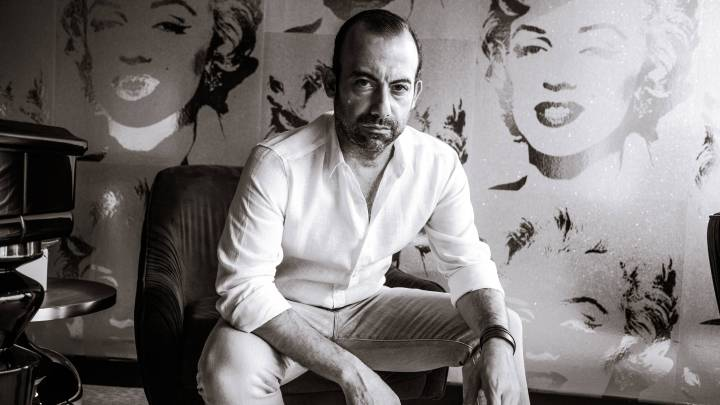Inside the Playboy Club New York: Designer Cenk Fikri Is an Architect of Aspiration