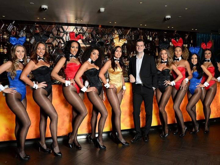 Playboy Celebrates Sexual Freedom in London With British LGBT Award Win