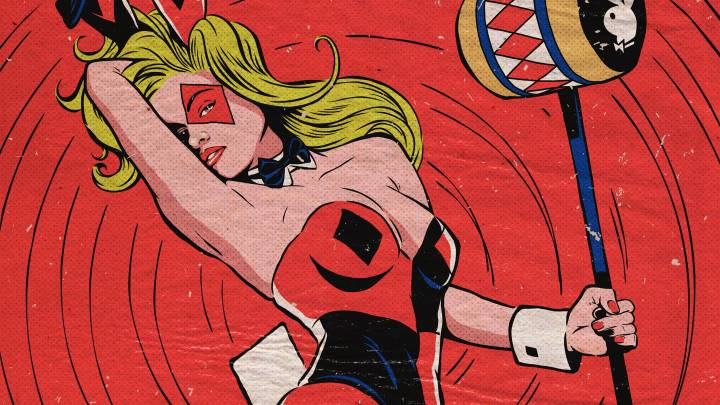 Playboy Celebrates Comic-Con: Our Covers Get the Sexy-Superhero Treatment