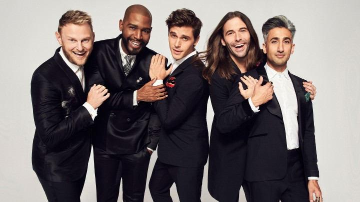 'Queer Eye' on Netflix is for Every Straight Guy