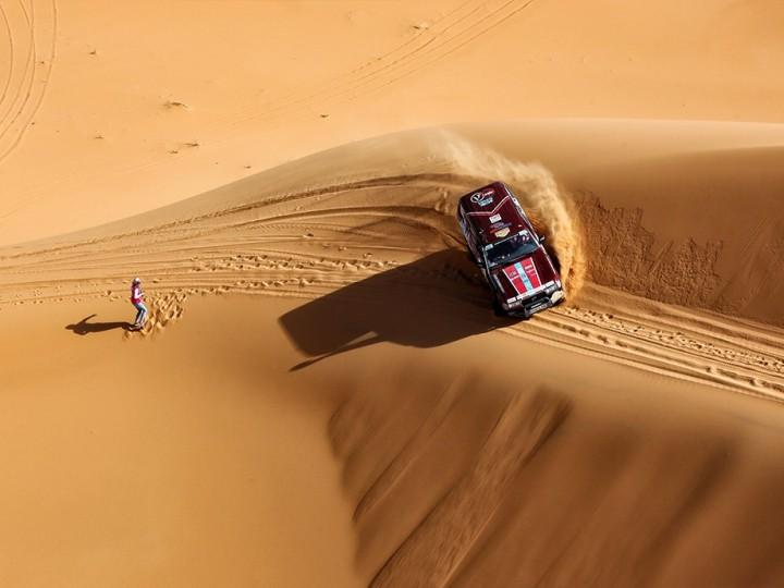 Race to the Sands of Morocco