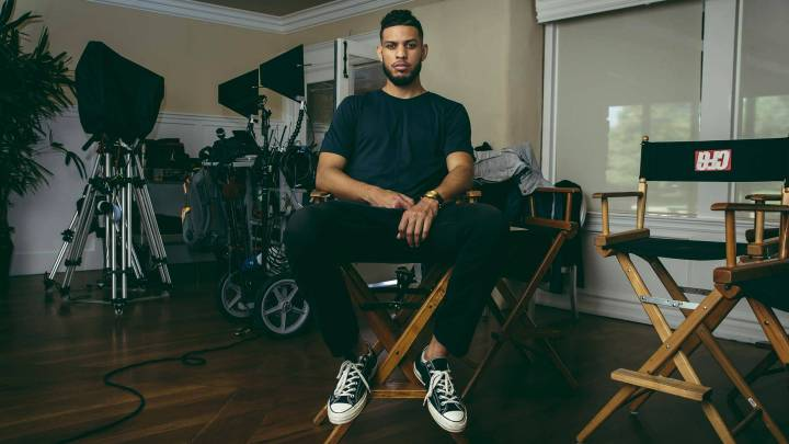 "Insecure's Sarunas Jackson on Polyamory, ""Situationships"" and Black Masculinity"