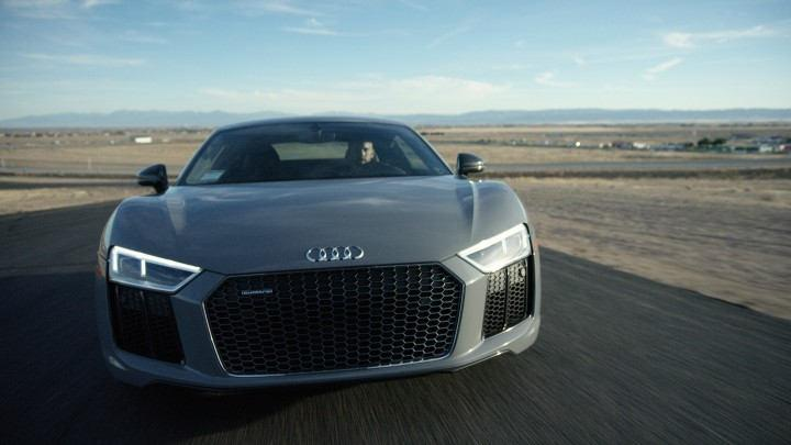 The 2018 Audi R8 V10 Plus Will Take Your Breath Away