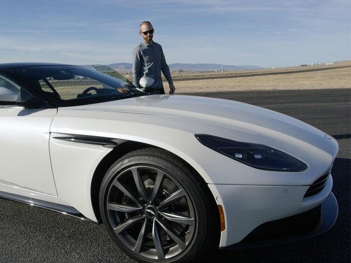 The 2018 Aston Martin DB11 Thrills