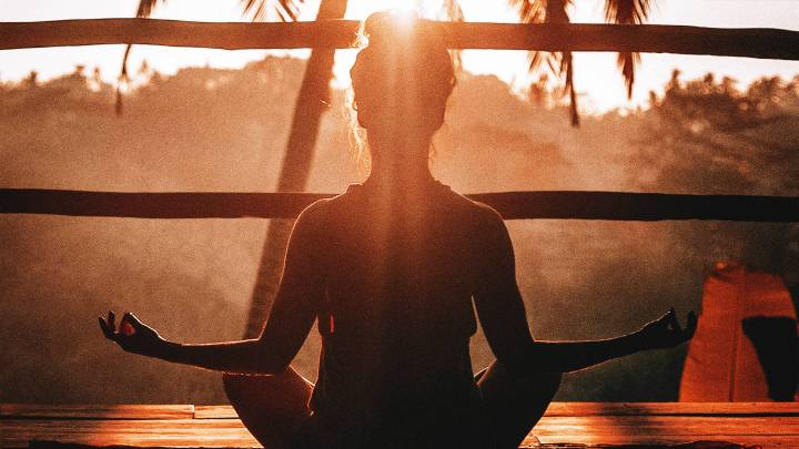 Yoga, But Stoned