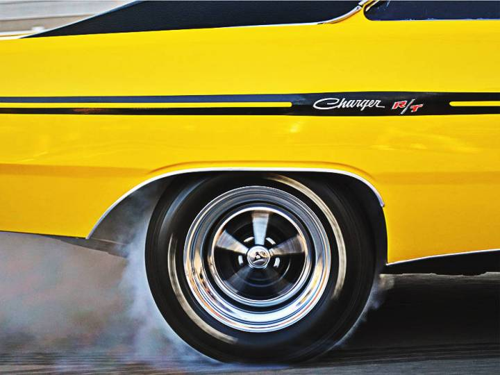 Race to Relevancy: The American Muscle Car Versus Technology
