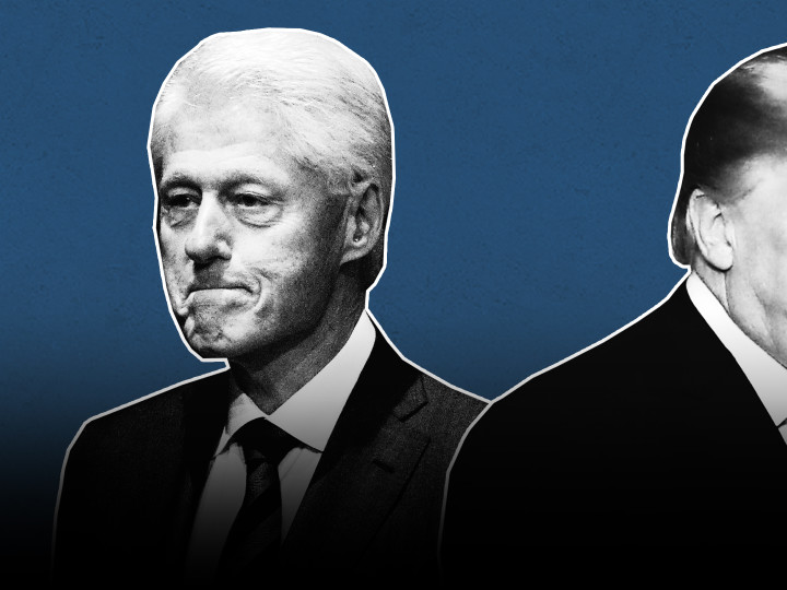 Bill Clinton Survived a Presidential Sex Scandal—Which Means Donald Trump Will, Too