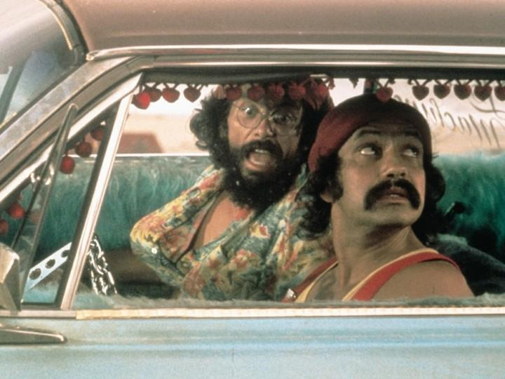 'Up in Smoke,' 40 Years Later: Cheech and Chong Share Hazy Memories