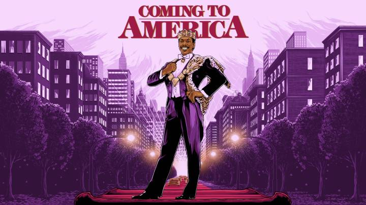 Celebrating 'Coming to America,' 30 Years Later—Sexual Chocolate and All