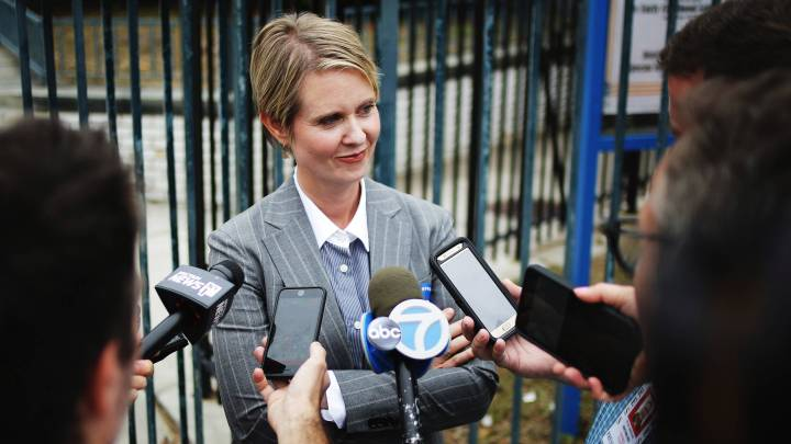 The Small Victories Hidden in Cynthia Nixon's Loss
