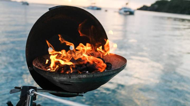The Ultimate Labor Day Weekend Requires Fish and Flames
