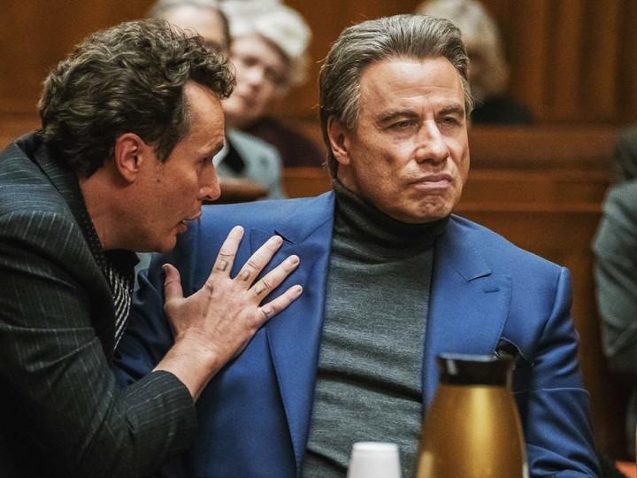 John Travolta Opens Up About His Killer Career