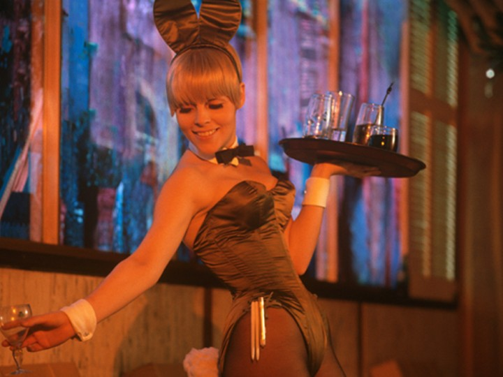 What Does It Take to Be a Playboy Bunny?