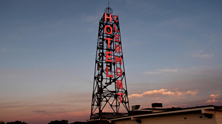 Check in to New Old (and Naughty) Atlanta at Hotel Clermont