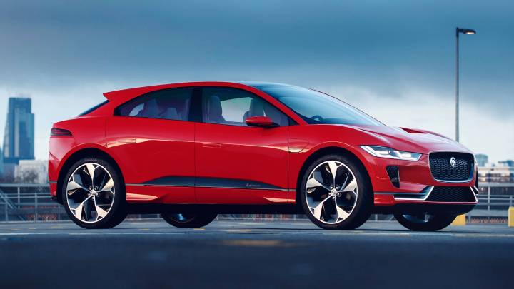 The New Jaguar I-PACE Completely Redefines the Electric Car