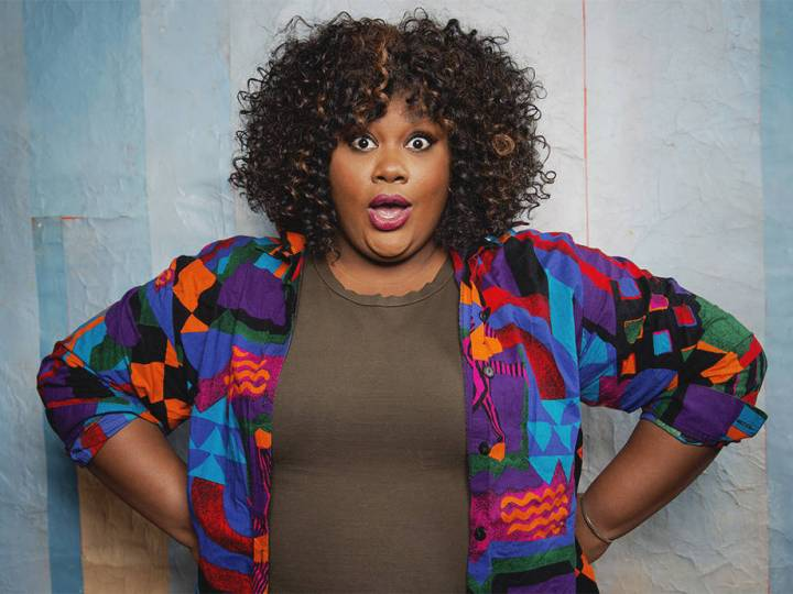 'Nailed It!' Host Nicole Byer Looks for Love and Laughter